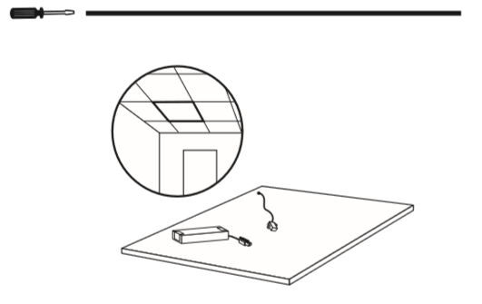 mode d'emploi installation dalle led 60x60 lumineuse partie 2